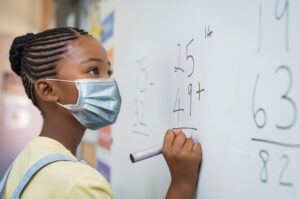 Children in School During the Covid-19 Pandemic